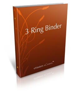 3 ring binder sleeve